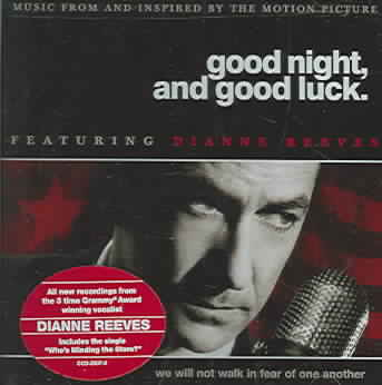 GOOD NIGHT AND GOOD LUCK (OST) BY REEVES,DIANE (CD)